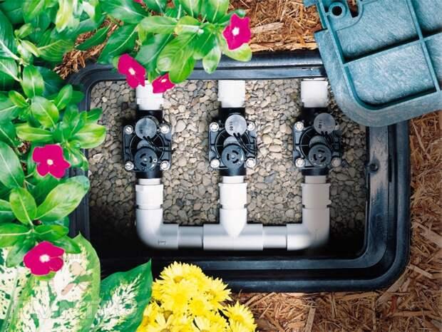 Как сделать автоматический полив в теплице и на грядках