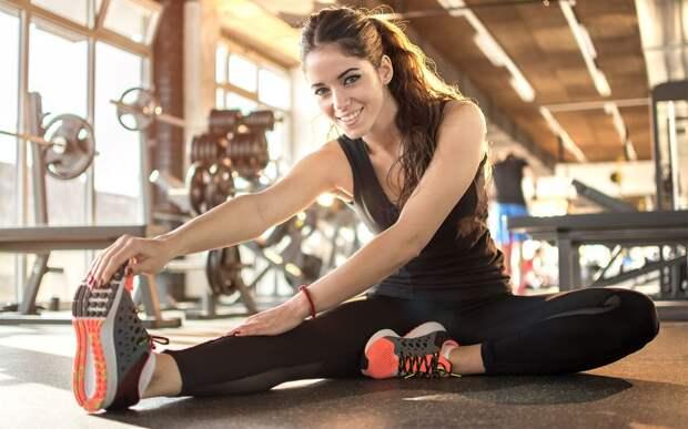 Как сбросить вес, тренируясь в зале: эффективные упражнения для девушек