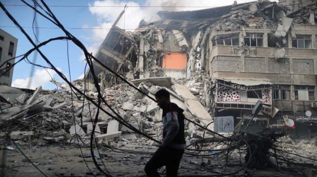 Число погибших от авиаударов Израиля в секторе Газа возросло до 109