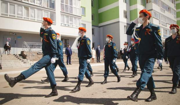 Отвыступлений кадетов доминуты молчания: как пройдет 9Мая вЧелнах