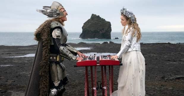 Песни из фильма про «Евровидение» стали популярны в Исландии