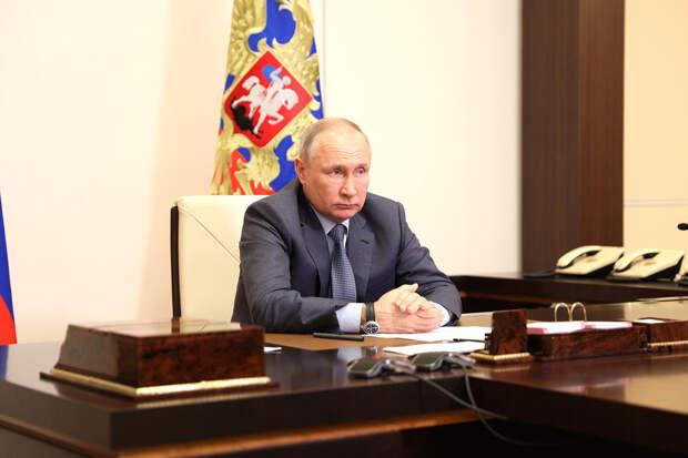 Путин распорядился подготовить договор об объединении системы ПВО с Таджикистаном