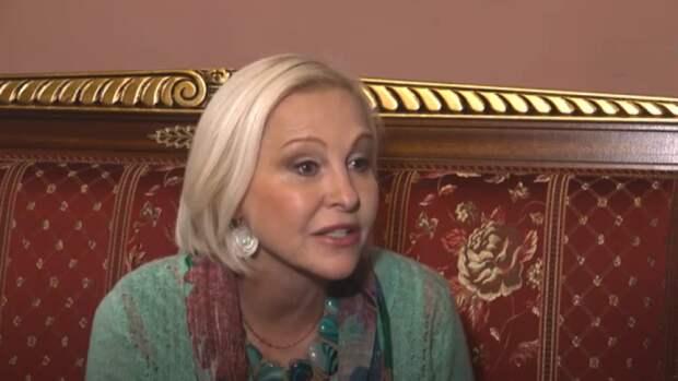 Актриса Борзова рассказала о раннем сексуальном опыте своего сына
