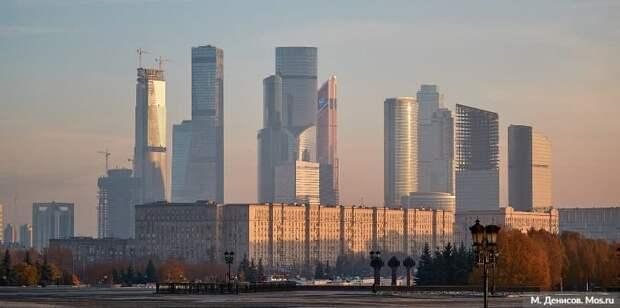 Собянин: Социальная направленность бюджета Москвы будет усилена Фото: М. Денисов mos.ru