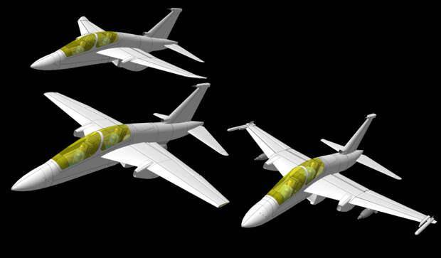 Британские ученые разработали новый учебный самолет модульной конструкции