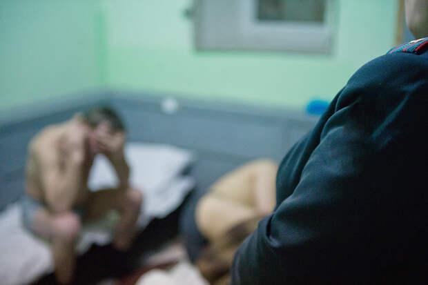 Нарколог объяснил пустующие вытрезвители в РФ