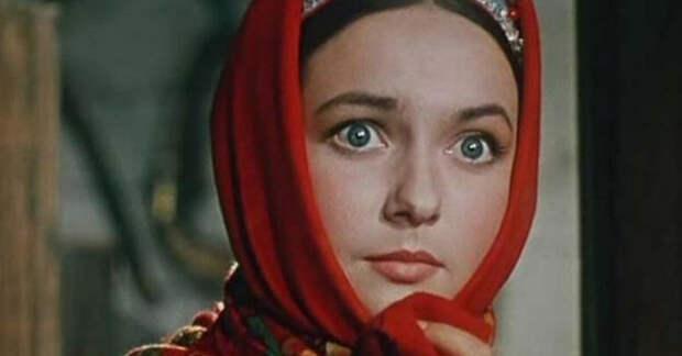 Где сейчас Людмила Мызникова — красавица Оксана из «Вечеров на хуторе близ Диканьки»