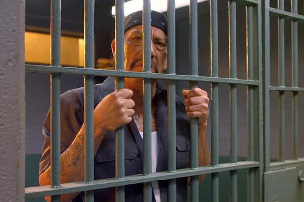 Дэнни Трехо сидел в тюрьме