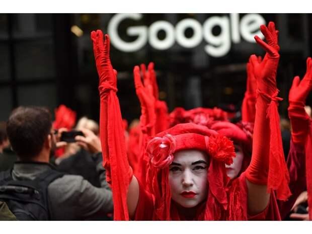 Такого ещё не было: Google загнали в ловушку