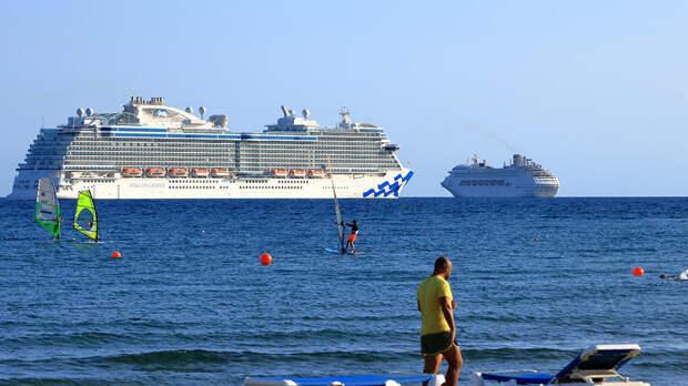 Кипр примет первых пассажиров круизных судов в июне