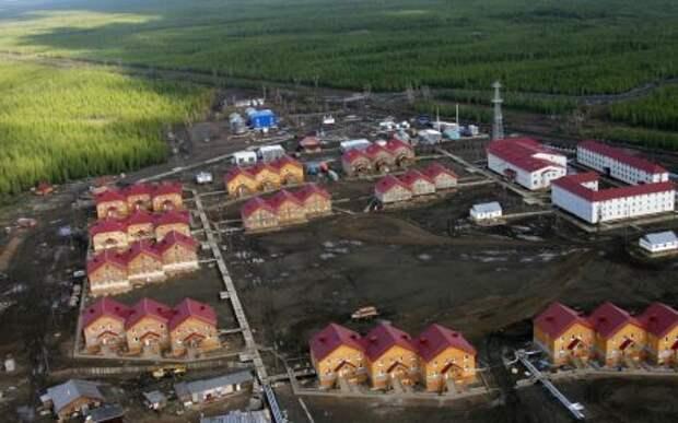 """Якутия и """"АЛРОСА"""" построят газопровод"""