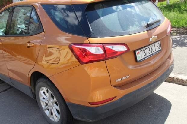Названы две хорошие машины Белоруссии, которые нельзя купить в России