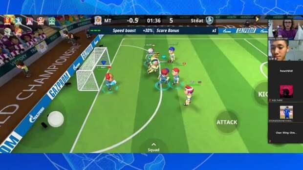 Участники из более чем 200 стран приняли участие в отборочных матчах онлайн-чемпионата по «Футболу для дружбы»