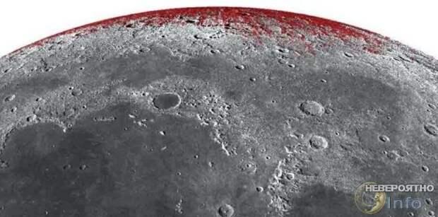 Почему ржавеет Луна?