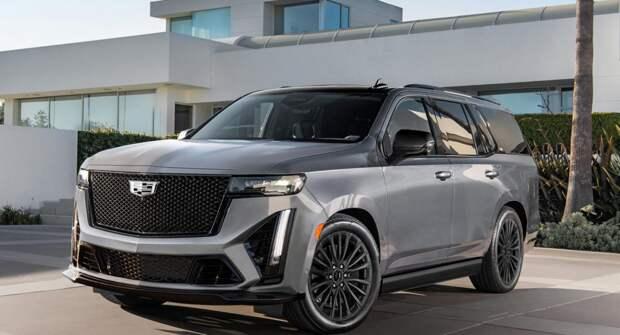 Cadillac Escalade-V Blackwing может пойти по пути Durango Hellcat