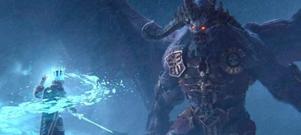 Первый взгляд на геймплей Total War: Warhammer 3