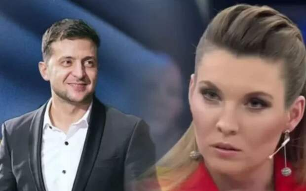 Ольга Скабеева: Просто безумие. Шутка Зеленского об Украине стала реальностью