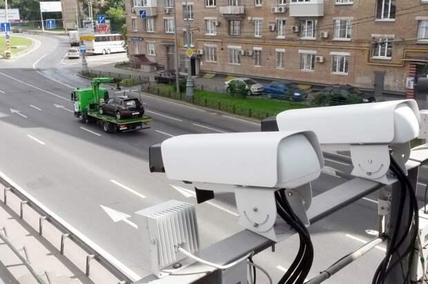 Власти Москвы обозначили места, где штрафуют за парковку