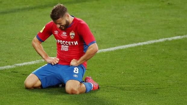 В ЦСКА рассказали о состоянии травмированного Влашича