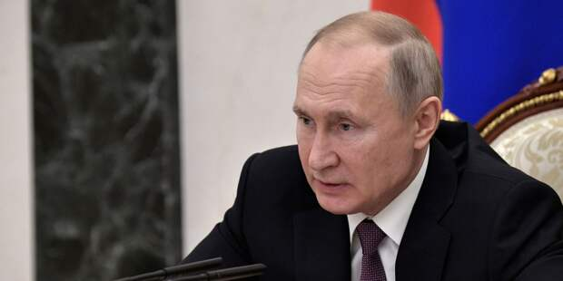 Путин и Совбез поговорили о борьбе с оргпреступностью