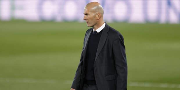 СМИ: Зидан покинет «Реал» по окончании сезона