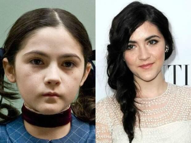 10 жутких девочек из фильмов ужасов, которые выросли красотками