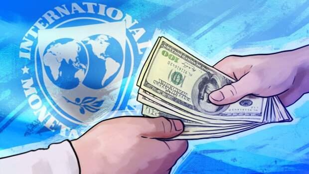 МВФ выставил Украине счет на 64 млн долларов