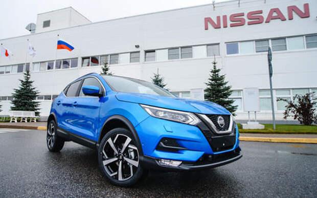 Обновленный Nissan Qashqai: комплектации уже известны