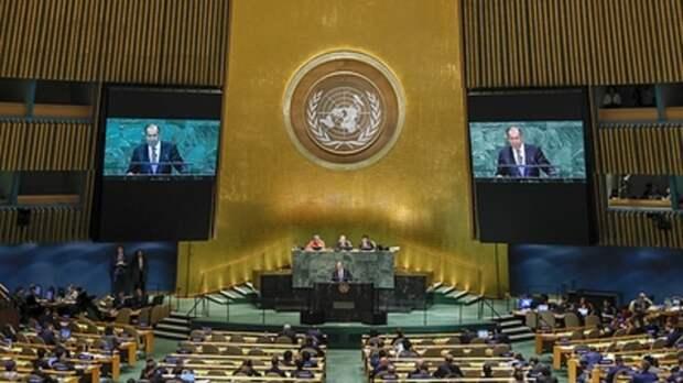 """Поделили мир на """"своих"""" и """"чужих"""": Лавров тонко поддел США на ГА ООН. Что скажет Путин?"""
