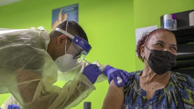 В России зарегистрирована новая вакцина от коронавирусной инфекции