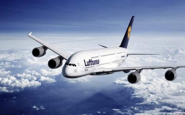 Германия запретила лайнерам Аэрофлота и S7 летать в своём воздушном пространстве