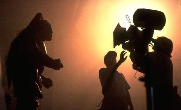 Смертельная битва - за кадром Смертельная битва, фото, голливуд, кино