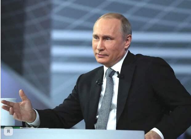 Статья Путина вызвала оглушительный треск!