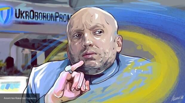 Турчинов пожаловался, что Путин отказался с ним говорить во время событий в 2014 году