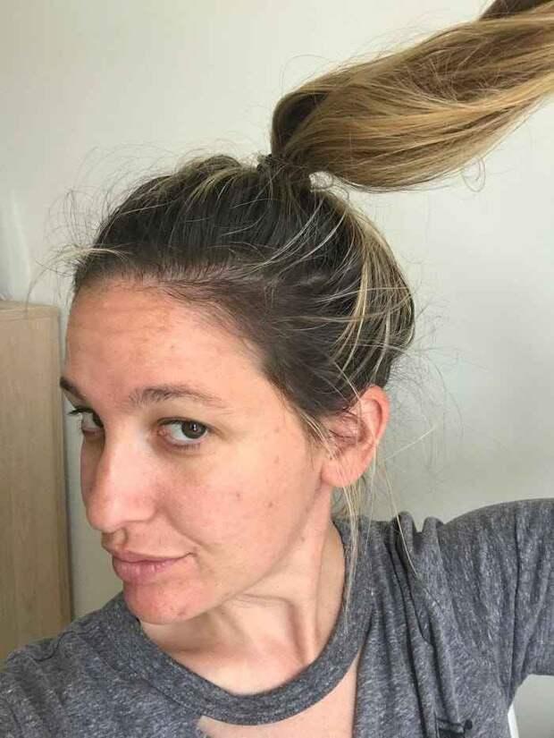 ♀ Девушка не мыла волосы 2 недели. Теперь они выглядят еще круче, чем до этого