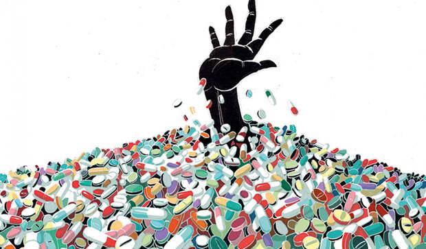 Империя боли: сага об эпидемии опиоидов в США