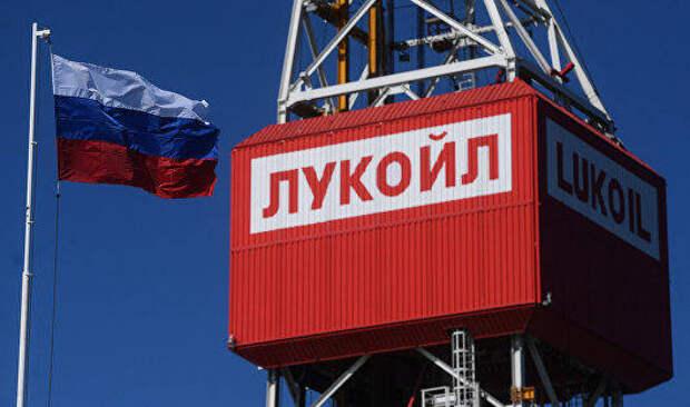 """""""Лукойл"""" в первом квартале сократил добычу нефти на 11,2%"""