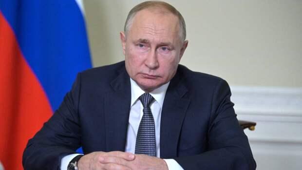 Путин по видеосвязи будет участвовать в заседании госсовета Союзного государства 4 ноября