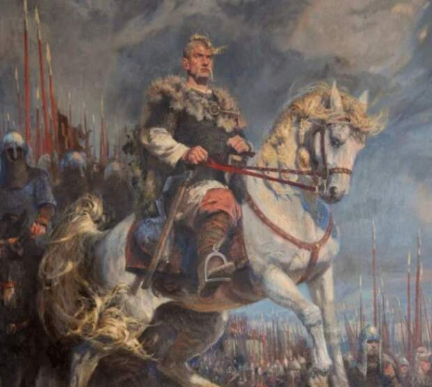Завоевания князя Святослава Игоревича