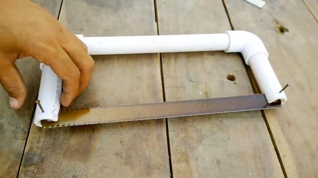 Как сделать станок для ножовки по металлу