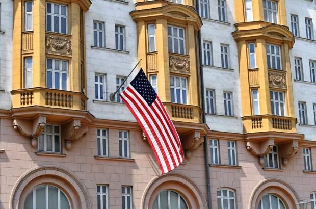 Россия намерена отложить запреты в отношении посольства США
