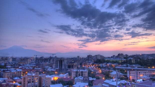 Армения обратилась в ОДКБ по ситуации в Сюникской области