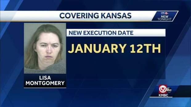 Впервые за 70 лет в США казнили женщину