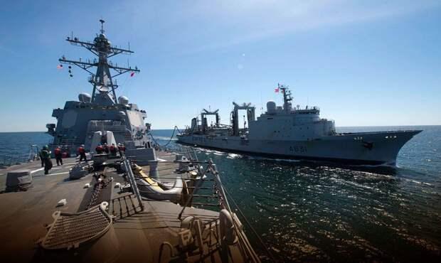 «Провокационная выходка»: В Крыму ответили на сравнение Черного моря с «озером НАТО»