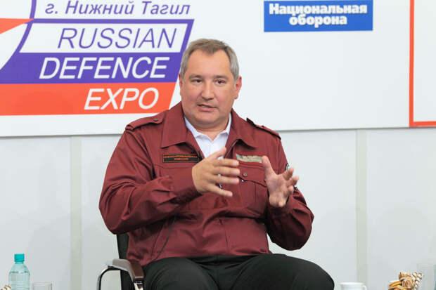 Дмитрий Рогозин презентовал проект «Государево око»