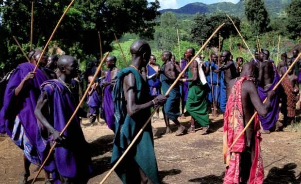 Интересные факты из географии Эфиопии