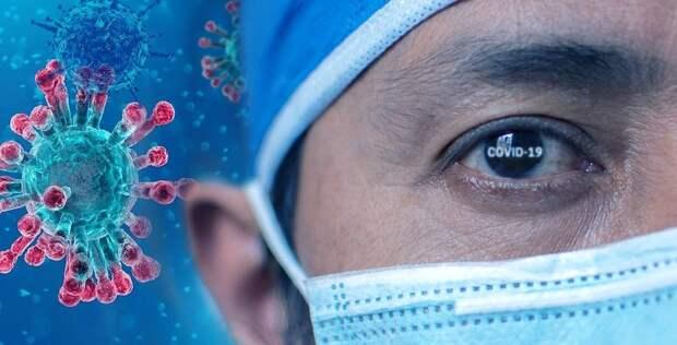 В России зафиксировали первые случаи индийского штамма коронавируса