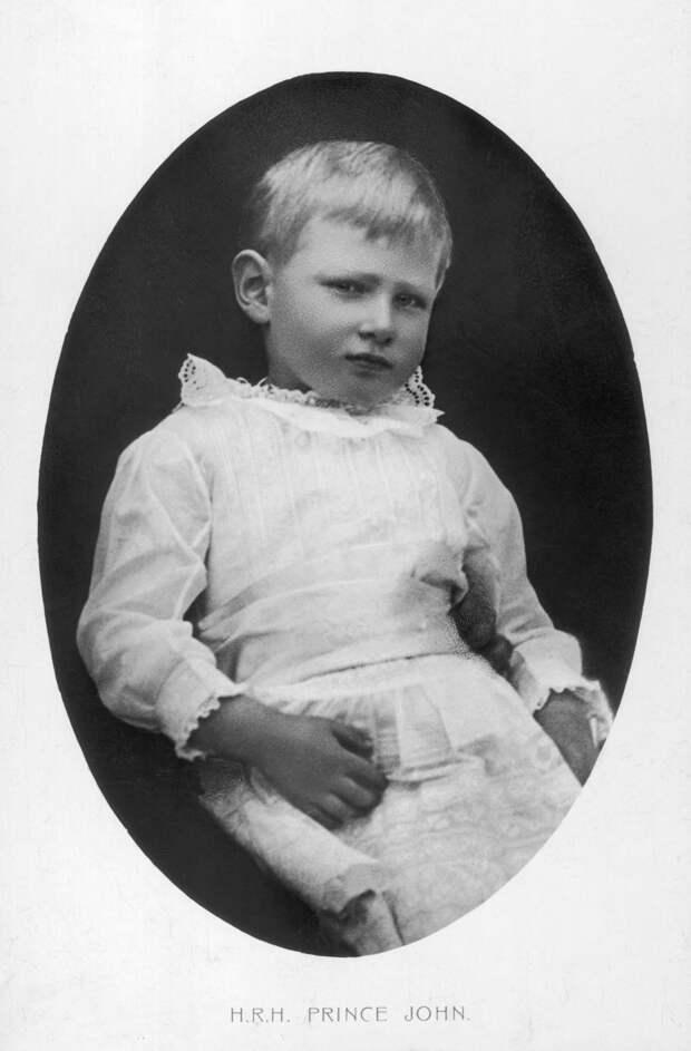 Принц Джон, 1908