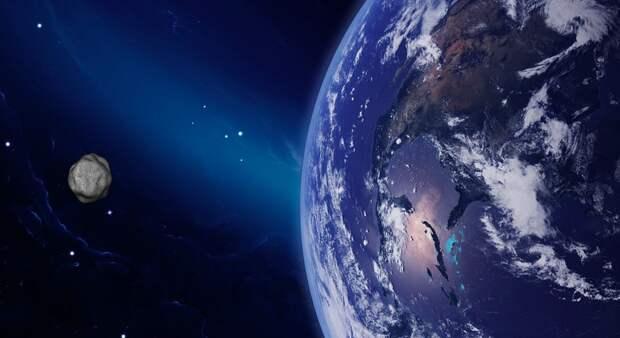 Астрономы сообщили, что известно об астероиде, пролетевшем мимо Земли