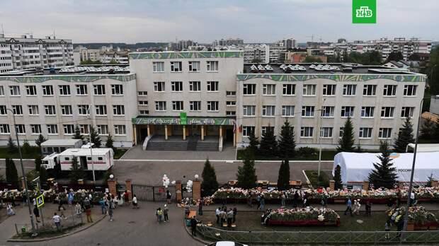 После стрельбы в Казани госпитализирован еще один ребенок